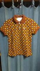 APE  xs エイプ限定モノグラムポロシャツ 人気サイズ未使用品