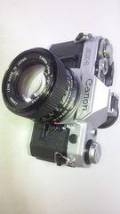 Canon AE-1 美品 + NFD 50�o 1:1.4