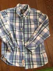 H&M!男の子110!長袖シャツ!