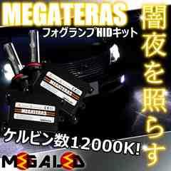 mLED】レクサスGS460前期後期/フォグランプHIDキット/HB4/12000K