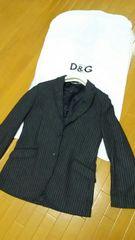 ■D&G ドルチェ&ガッバーナ メンズジャケット グレー■