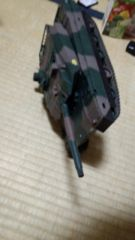 CCP社.ラジコン自衛隊10式戦車.大サイズ