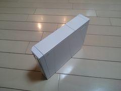 Wii・ホワイト・本体のみ・送料510円