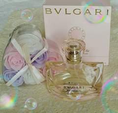 **BVLGARI/ローズ/ブルガリ/50ml残4割**