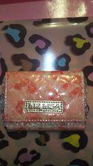 セール☆リズリサ可愛いキルティング花柄ミニ財布☆バラ柄☆ピンク