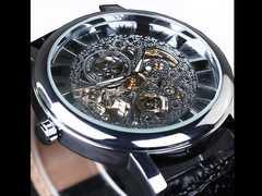 新品 スケルトン腕時計18 高級 アンティーク Hamilton オリス 1