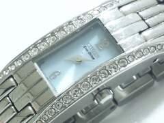 7959/シチズンキラキラモデル定価5万円位ブレスレット型レディース腕時計