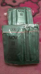 NOVノブ�Vミルキィローション乳液サンプル