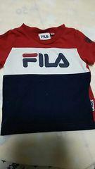 FILA★スポーティーTシャツ★size80