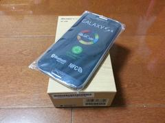 即落/即発!!新品未使用 SC-04E Galaxy S4 ブラック