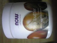 シア バター ナチュラル ボディクリーム(保湿クリーム)207ml