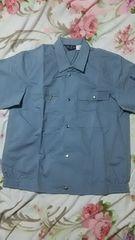 新品 半袖作業シャツ大きいサイズ(●^o^●)3L