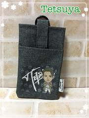 EXILE THE SECOND☆Tetsuya☆携帯ポーチ