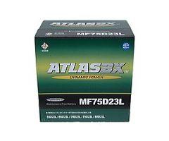 ATLAS アトラス バッテリー 75D23L [互換 55D23L 65D23L 70D23L]