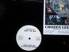 ジャパレゲ貴重盤!Chozen Lee(FIRE BALL)&BOXER KIDマイティジャム