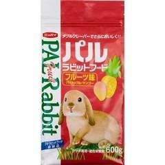 新品未開封★パルラビットフード☆うさぎ専用総合栄養食★☆600g