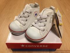 コンバース☆オールスター☆ベビー靴☆12cm☆新品タグ付き