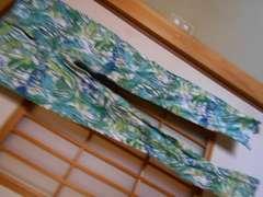 グローバルワーク*花柄涼しいパンツS*クリックポスト164円