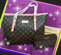 Louis Vuitton/ルイヴィトン/バッグ/長財布2点セット