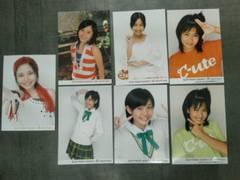 ℃-ute村上愛公式生写真7枚詰め合わせ福袋