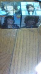 ジェリー・イェン素敵な写真のルービックキューブ(2個)