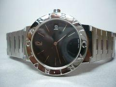 ブルガリ  美品  BB33SSD   メンズ  時計