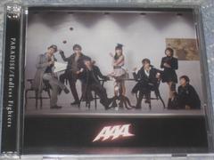 超レア!☆AAA(トリプル・エー)/PARADISE☆初回限定盤/CD+DVD美品