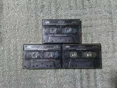 録音使用済カセットテープ AXIA アクシア AU-IVx 74 メタルポジション