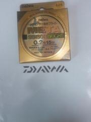 ダイワ・メタセンサーあゆブライト 0.2号-15m旧製品処分フラシュイエロー