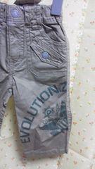 新品■100cmミリタリーパンツ