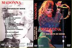 マドンナ THE VIRGIN TOUR 1986 MADONNA
