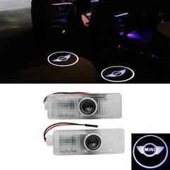 LEDドアカーテシランプ レーザーロゴライト BMWミニ
