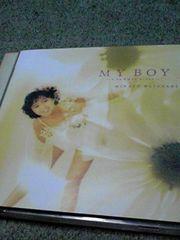 アルバム渡辺美奈代 My Boy 歌へ!太陽