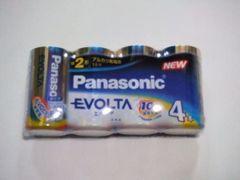 エボルタ 単2形 アルカリ乾電池 40本
