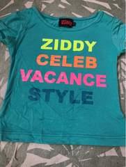 *ziddy *エメグリロゴTシャツ*SSS