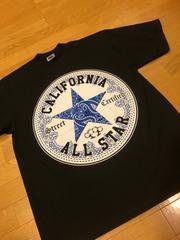 LA直輸入CALIFORNIA  All-Star  黒ブラック sizeXL  厚手  V1