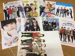 DISH// 切り抜き24枚 ポスター1枚