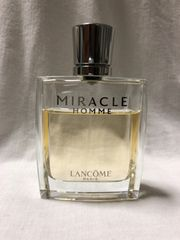 LANCOME ランコム miracle HOMME ミラクオム EDT レア香水 50ml