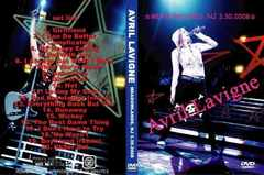 ≪送料無料≫AVRIL LAVIGNE MEADOWLANDS, NJ 2008 アヴリル