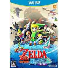 WiiUソフト【ゼルダの伝説 風のタクト】
