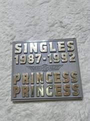初回限定CD プリンセス プリンセス シングルズ'87-'92 全16曲 帯付 プリプリ