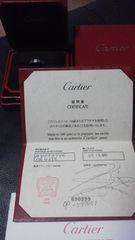 正規Cartier極上ダイヤ入りラニエール新品同様付属品あり