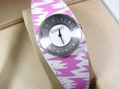 本物正規ELEY KISHIMOTOイーリーキシモト腕時計�A型番4520-SO54427