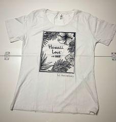 Hawaii Love Tシャツ 非売品 新品未使用 コットン100% Mサイズ