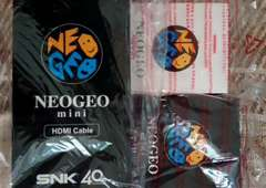 ネオジオmini Pad2つ&HDMIケーブルセット ネオジオミニ