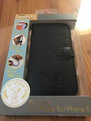 ヴィンテージピーナッツ スヌーピー ブック型iPhone5/5sカバー