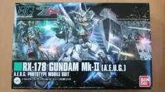 HG:ガンダムMK-�U☆エゥーゴ仕様☆��193☆1/144☆未組立品!