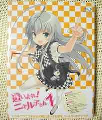 新品 這いよれ!ニャル子さん ブルーレイ 1 初回版 CD・ケース等特典有 BD