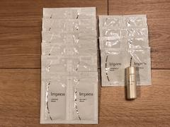 カネボウ/インプレス☆化粧水12包+乳液8包+5mlボトル☆新品