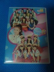 DVD「ハロプロ TIME Vol.18」モーニング娘。9期 10期 スマイレージ ℃-ute